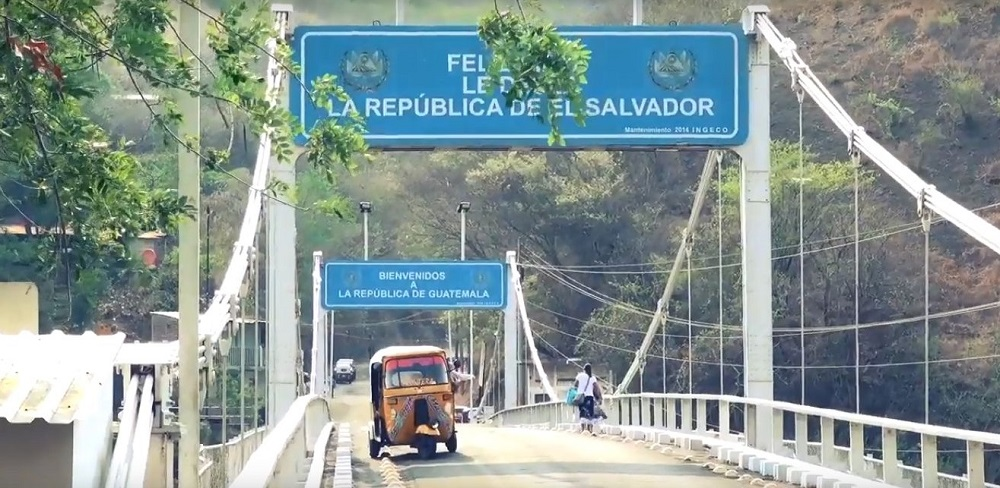 El Salvador and Guatemala Strengthen Common Border Surveillance