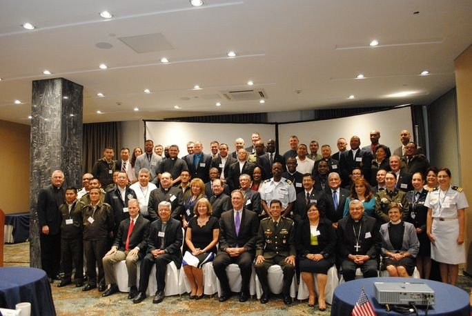 U.S. Southern Command Holds 2017 Annual Chaplain Symposium in Guatemala