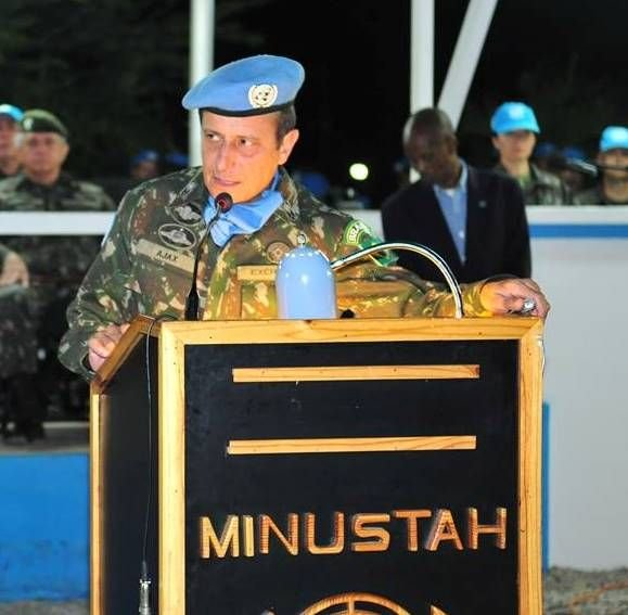 MINUSTAH Commander Says That Coordinated Action for Help in Haiti Has Greatly Improved since the 2010 Earthquake