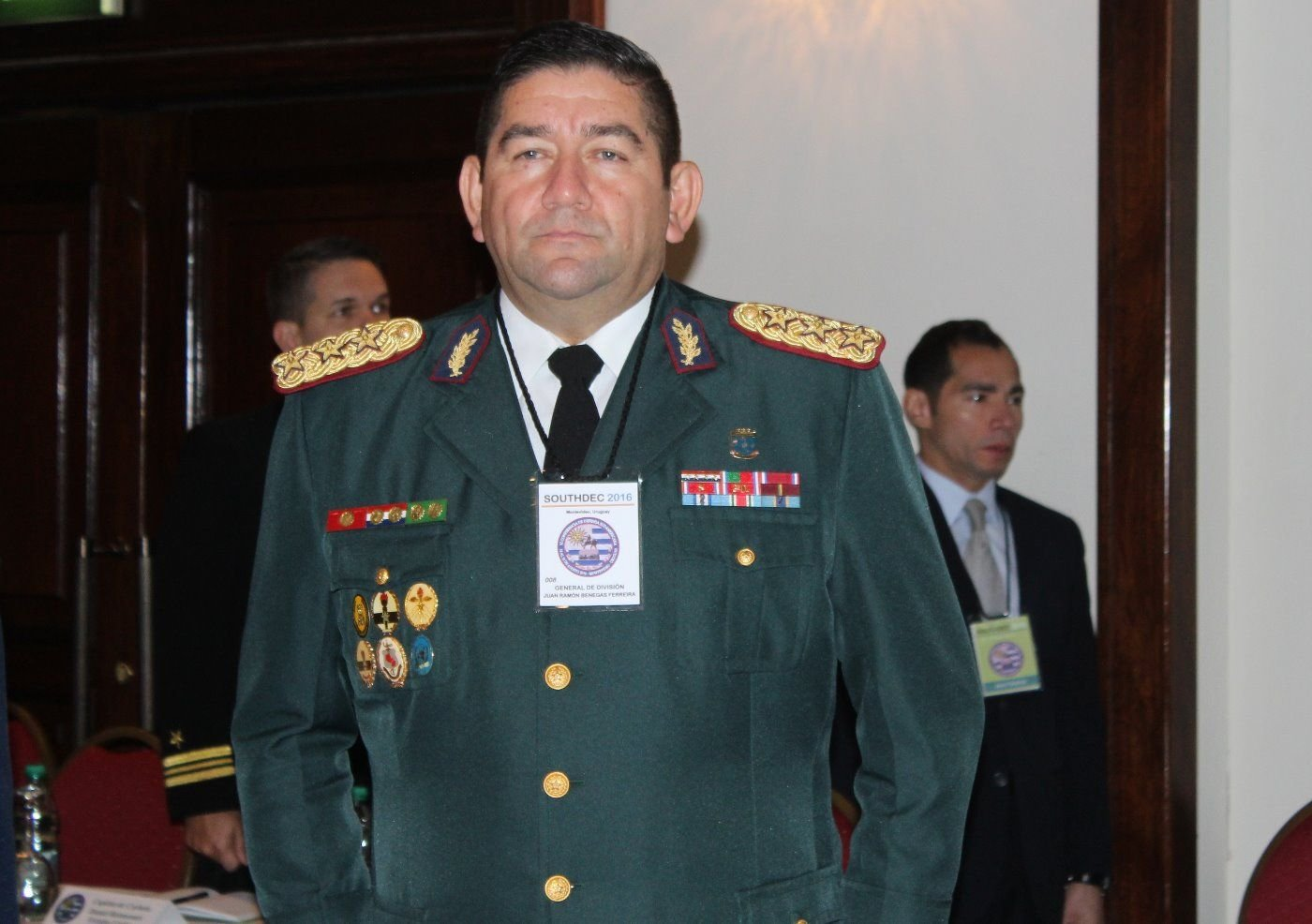 Paraguay's Participation in Peacekeeping Operations is an Example to Other Countries