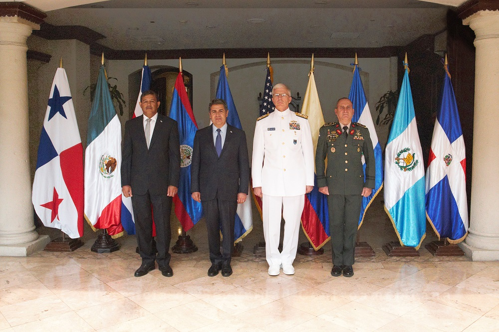 Security Conference Improves Regional Cooperation