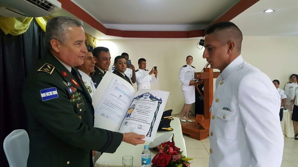 Honduras and the Dominican Republic Promote Navy Cadet Exchange