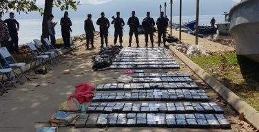 Honduran Naval Force Deals Blow to Narcotrafficking in 2018