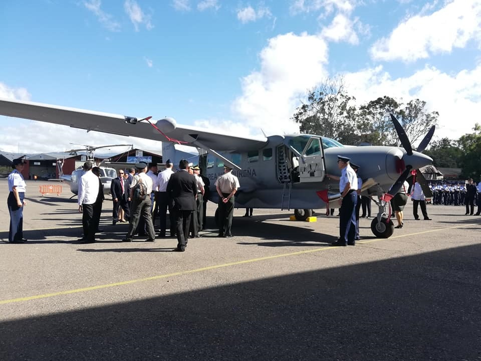 Honduras Augments Military Air Fleet