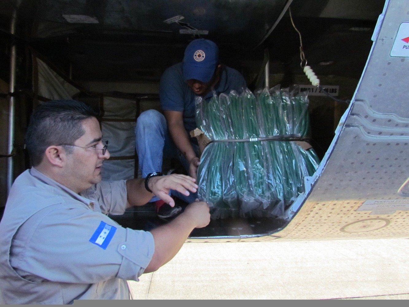 Honduras Joins International Humanitarian Aid Effort for Haiti
