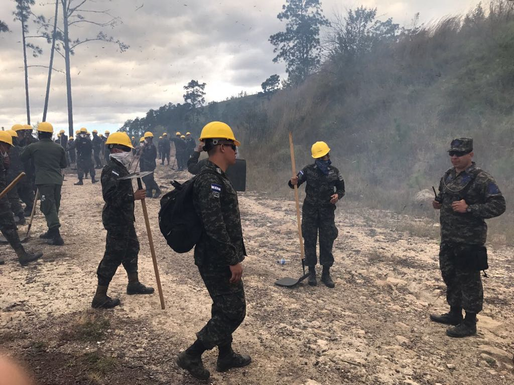 Central America Ready to Fight Fires