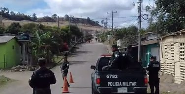 Honduras Counters Crime with Operation Morazán II