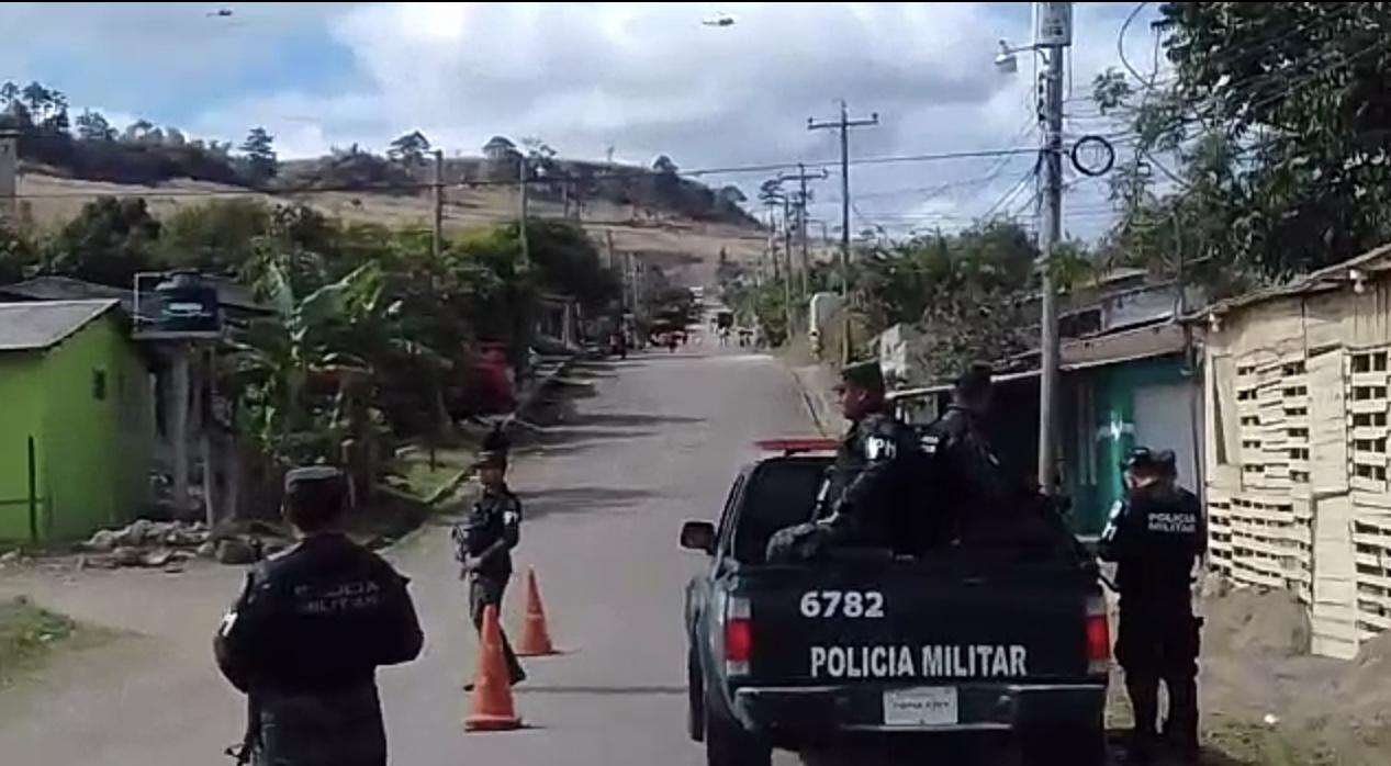 Honduras Counters Crime with Operation Morazán II
