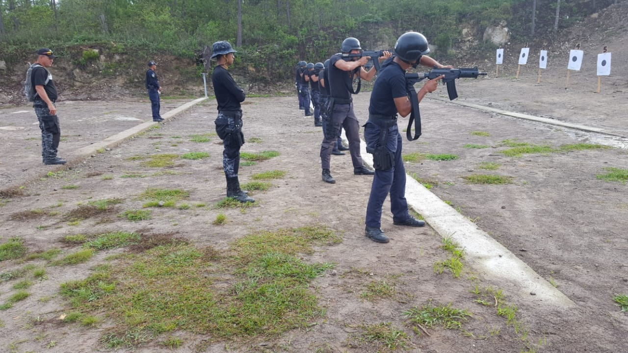 SOUTHCOM Donation Strengthens Honduran Elite Police Force