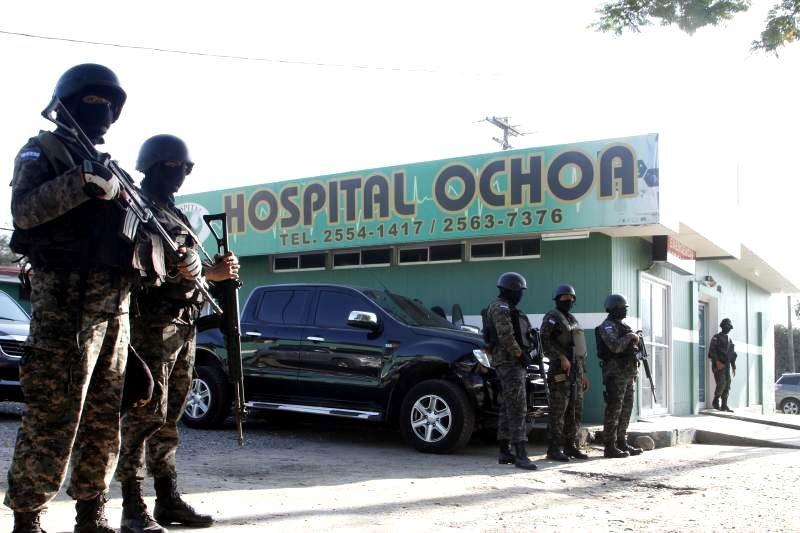 Honduras: Arrests Reduce Organized Crime Activities
