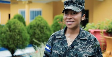 First Female Combat Engineer