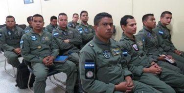 Honduran Air Force Trains Central American Pilots