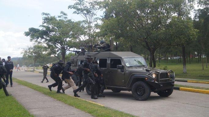 Honduras and the United States Disrupt Organized Crime