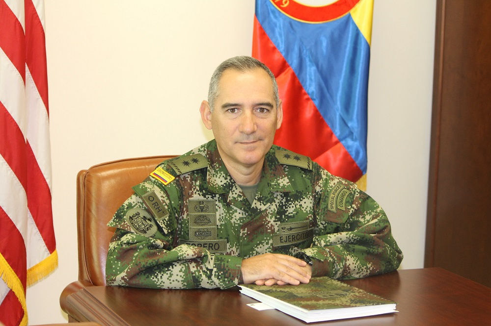 Colombian General Leads SOUTHCOM's Exercises and Coalition Affairs with Partner Nations