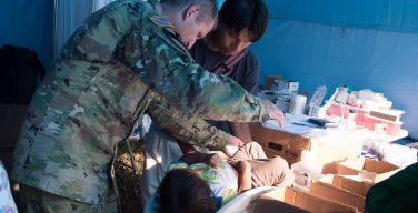 JTF-Bravo, Costa Rican Medical Teams Bring Healthcare to Indigenous Village