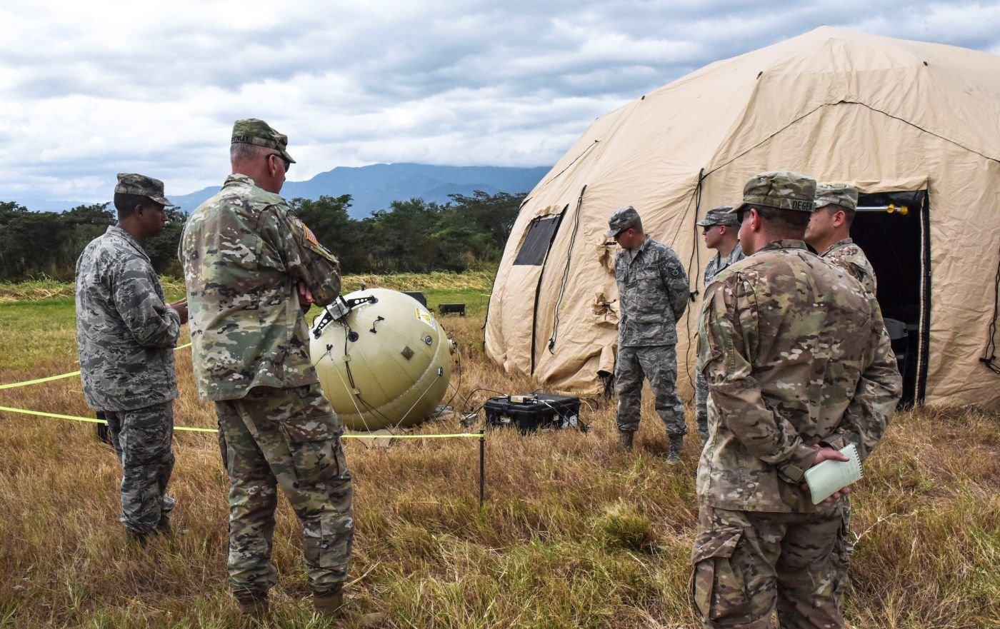 Joint Task Force-Bravo: A Trusted Partner in Central American Security