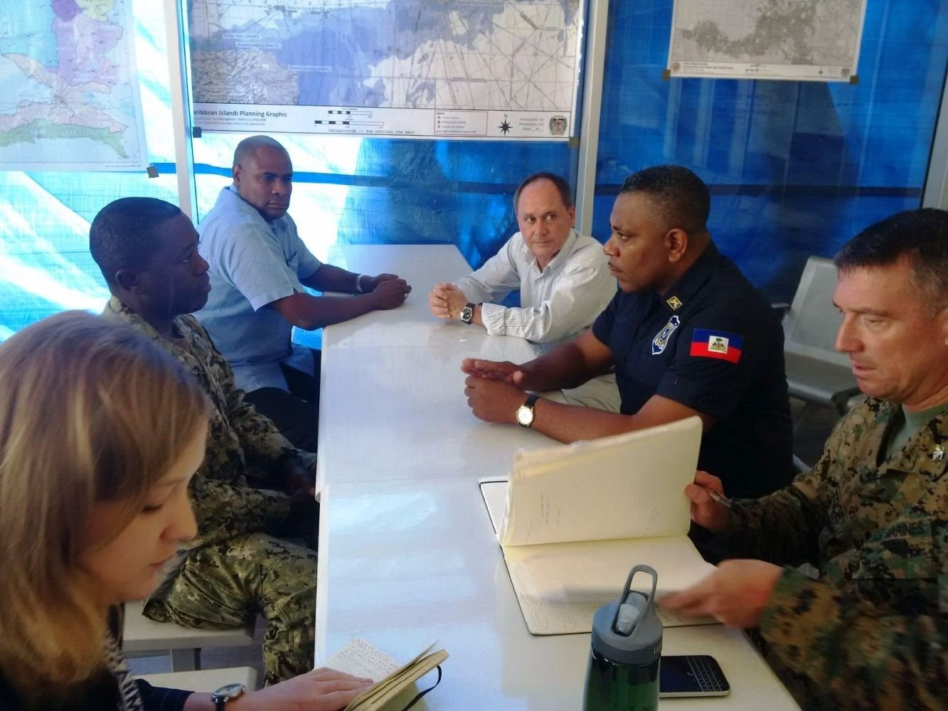 Hurricane Matthew: SOUTHCOM's Relief Efforts in Haiti