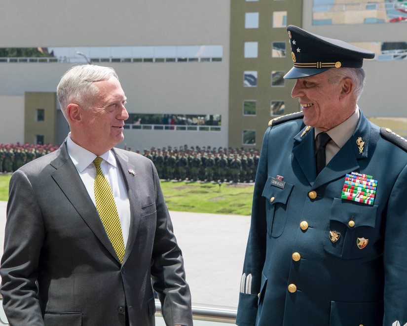 Democracy Providing Stability, Security in the Hemisphere, Mattis Says in Mexico