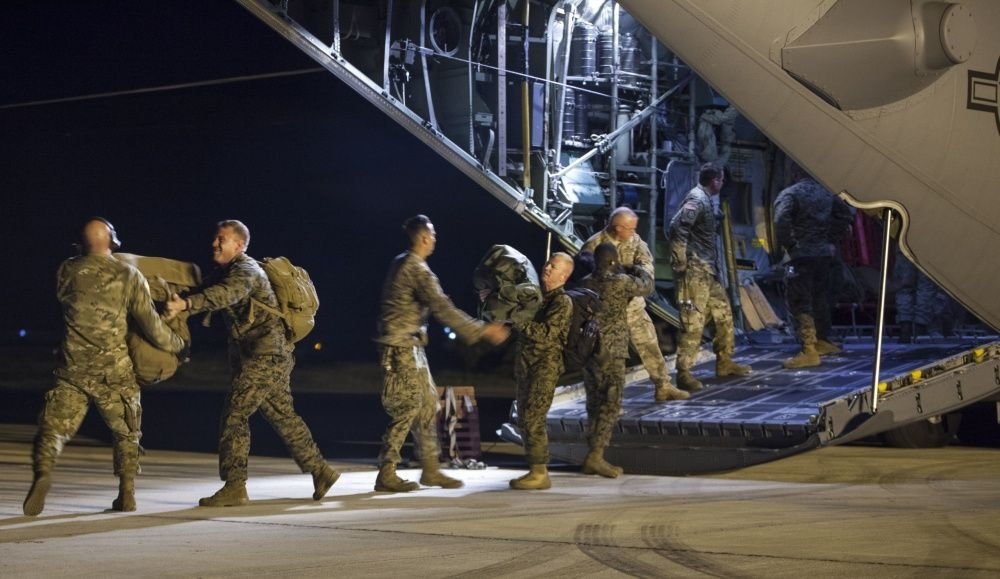 SOUTHCOM Deploys Relief Mission to Haiti