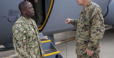 Joint Task Force to Oversee U.S. Military Relief Efforts in Haiti