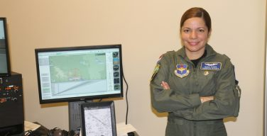 Female Fighter in the Air and in Life