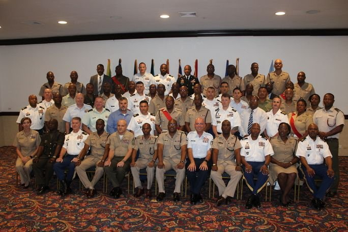 Jamaica Defence Force Introduces Youth Program during Caribbean Senior Enlisted Leaders Forum