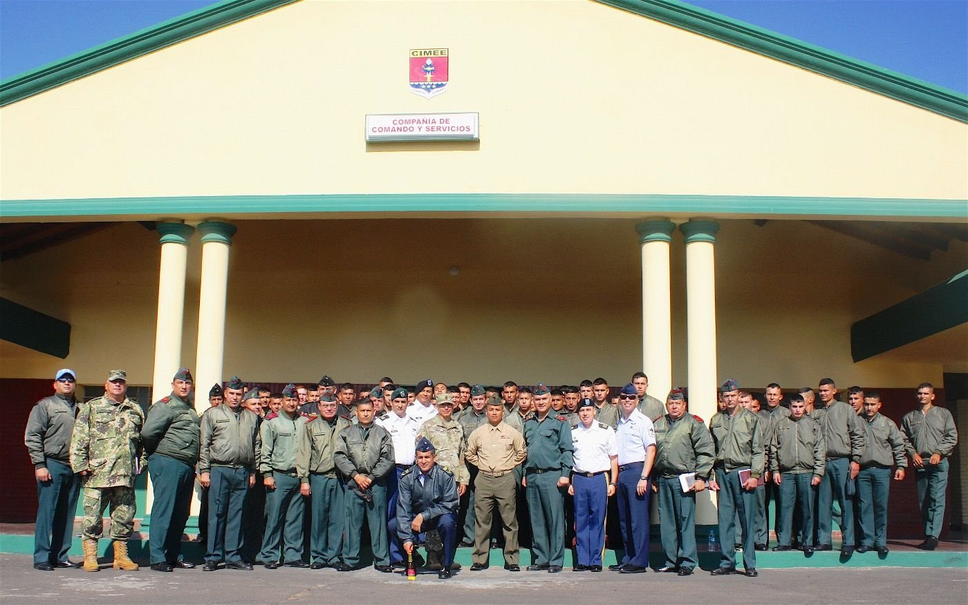 Paraguay Participates in NCO Expert Exchange Program with the United States