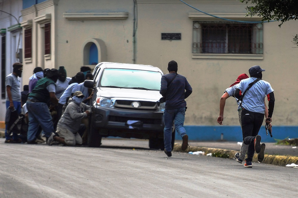 Paramilitary Groups Bring Instability to Nicaragua and Central America