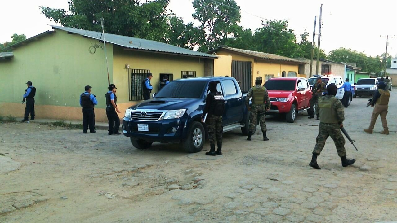 "Operation ""Trueno"" Scores Seizures and Arrests across Honduras"