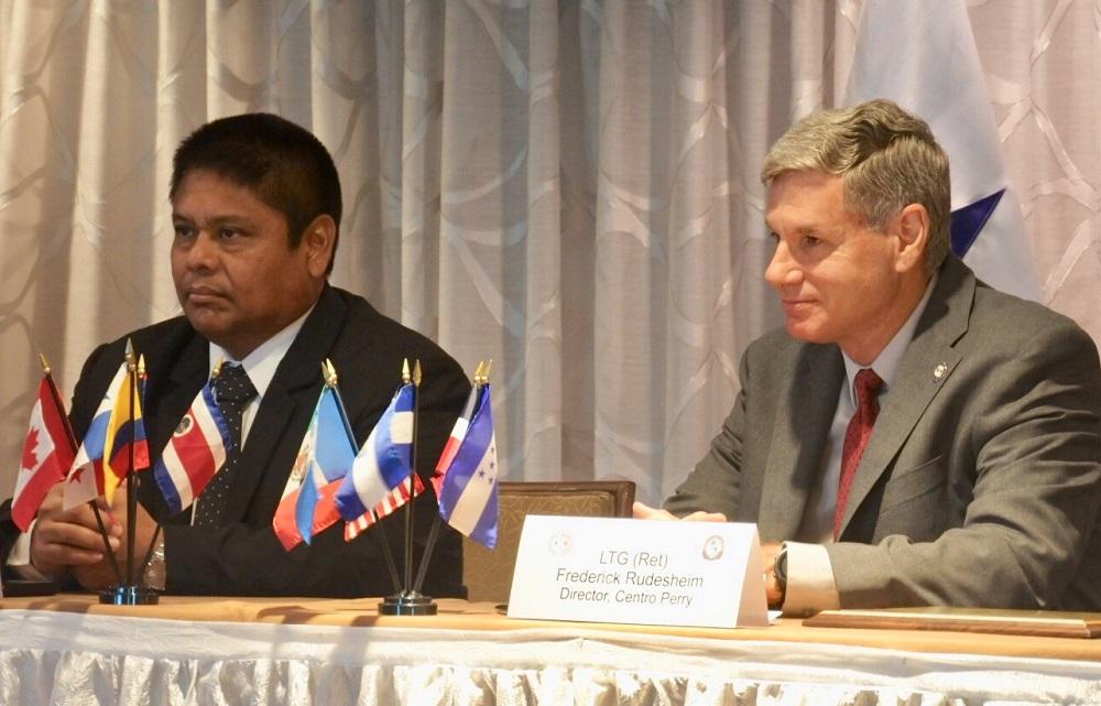 Panama Hosts Central American Defense Seminar