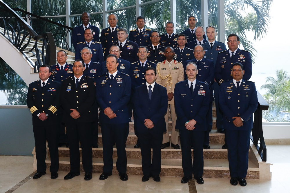 Leaders of Latin American Air Forces Promote Cooperation in Panama