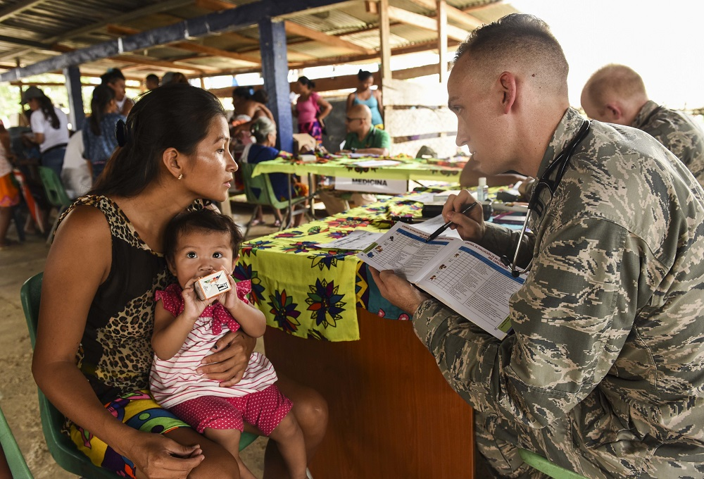 SOUTHCOM Brings New Horizons to Panama