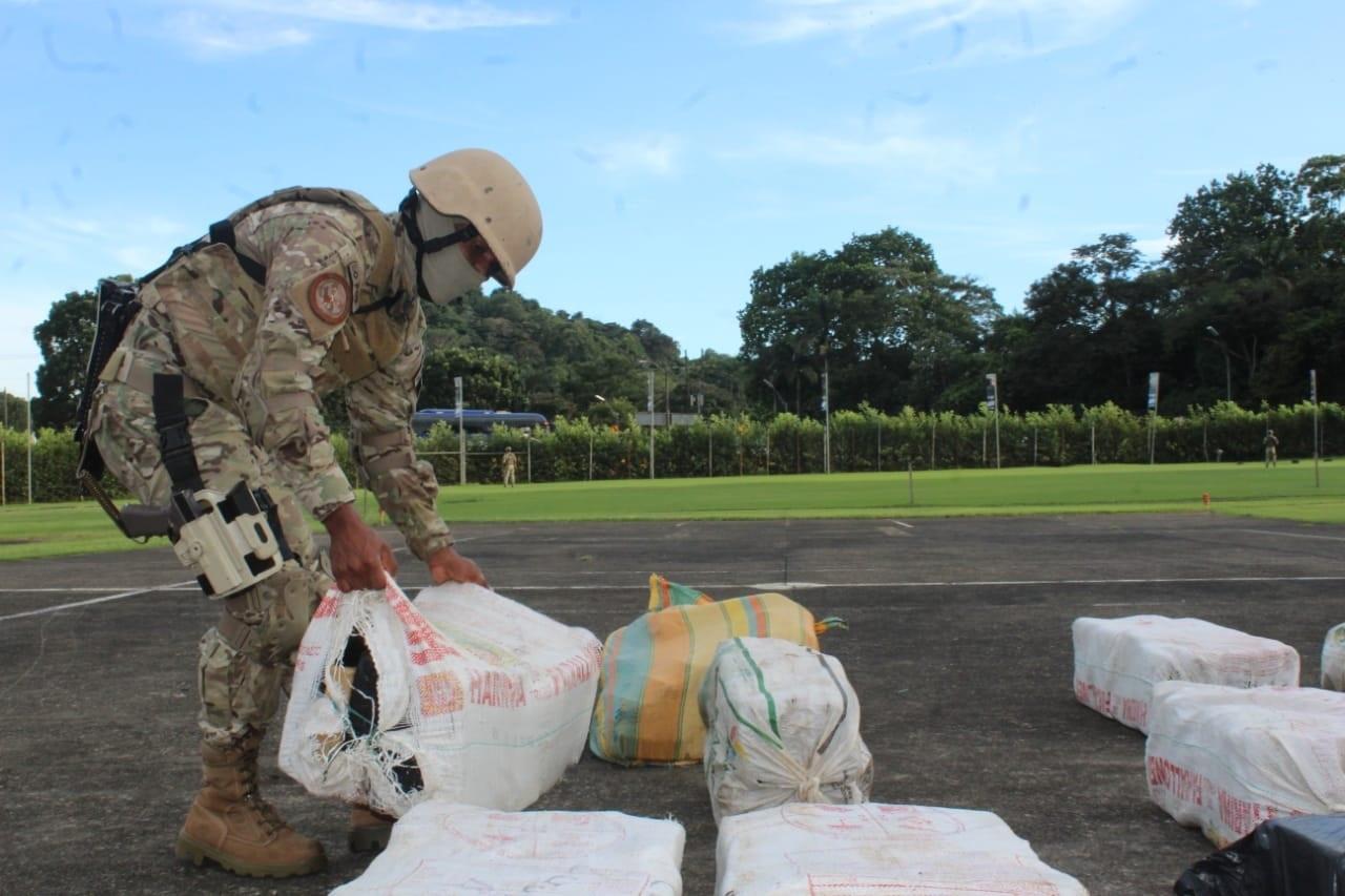 Panama Closes Narcotrafficking Routes