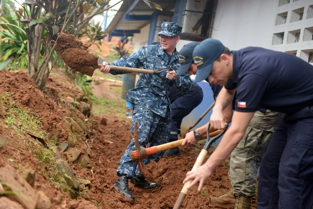 UNITAS Naval Exercise Kicks Off in Panama