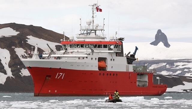 Peruvian Navy Strengthens Presence in Antarctica