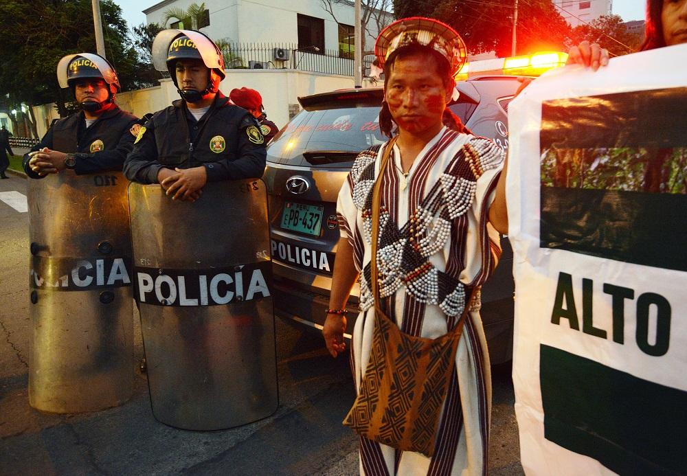 China Violates Human Rights in Peru