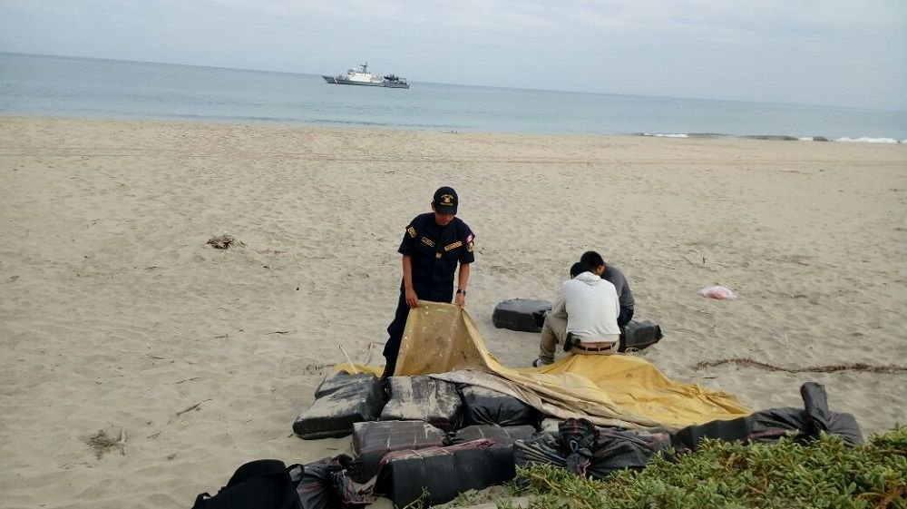 Peruvian Navy: a Pillar in the War on Drugs