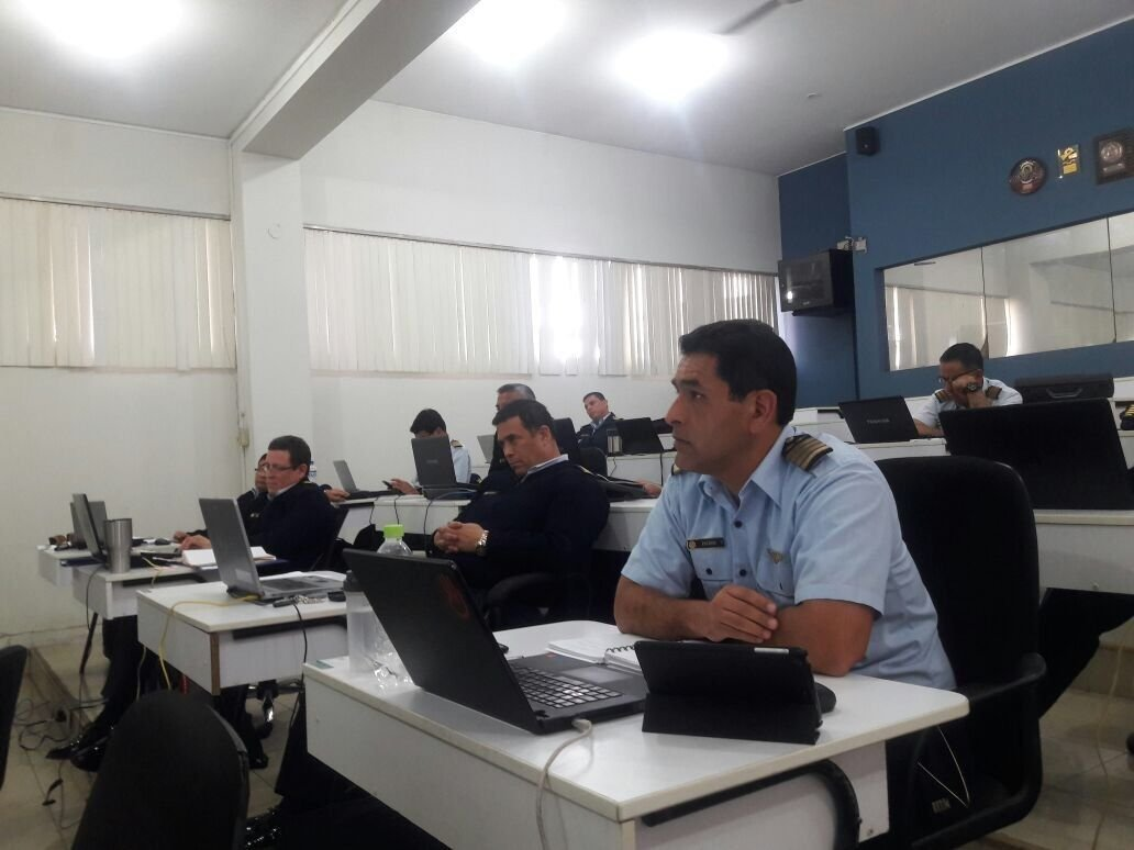 Military Training Looks to the Future in Peru