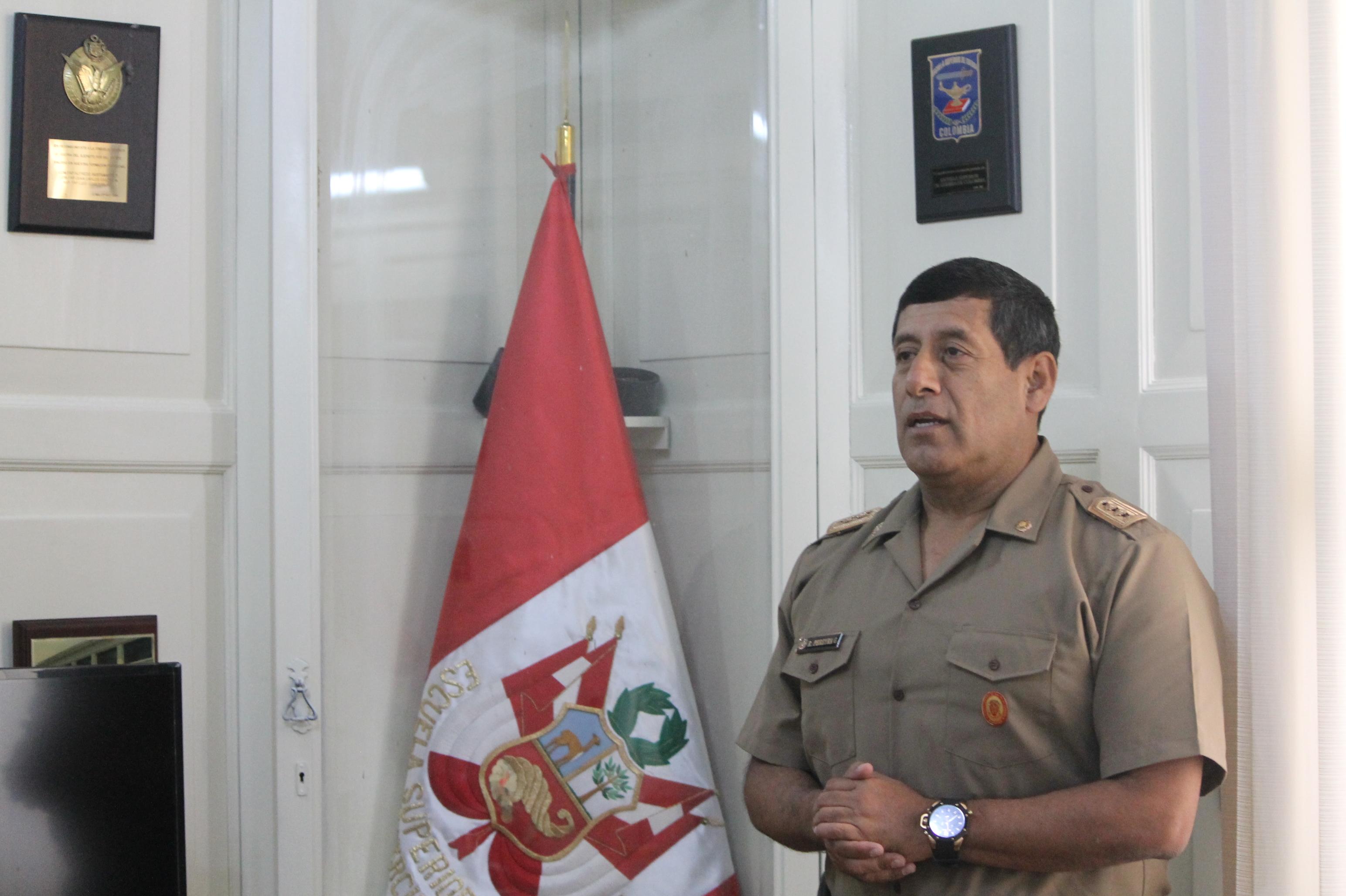 Peruvian War College Trains Future Military Leaders