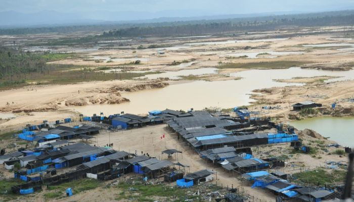 Operation Mercury 2019 Counters Illegal Mining