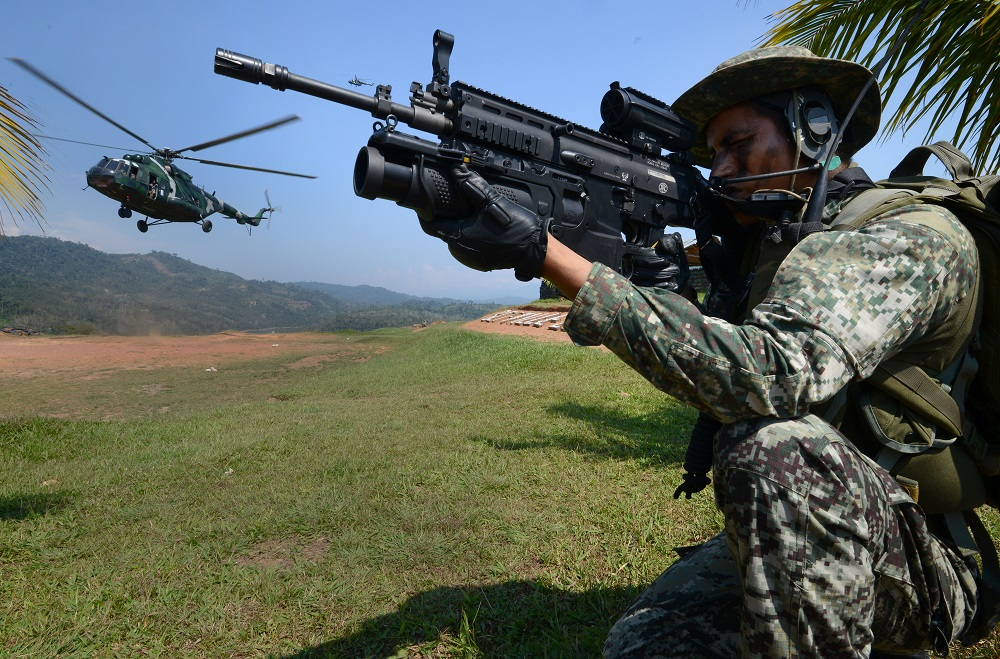 Peruvian Armed Forces Strengthen Fight against Narcotrafficking