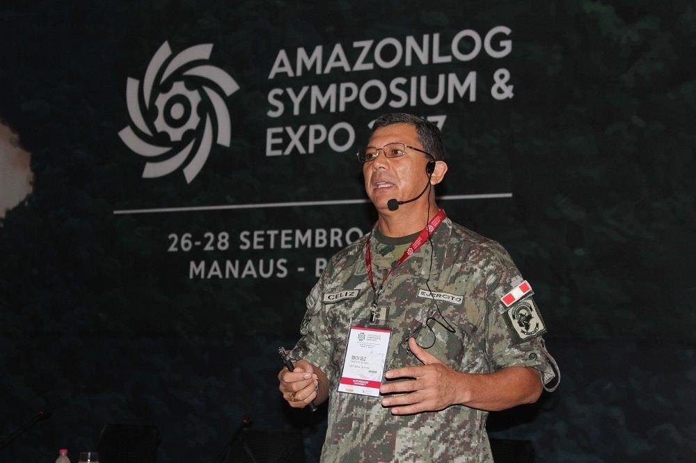 Forças Armadas peruanas prontas para o AMAZONLOG