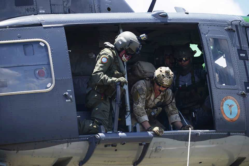 Peruvian Air Force Trains in Operational Law