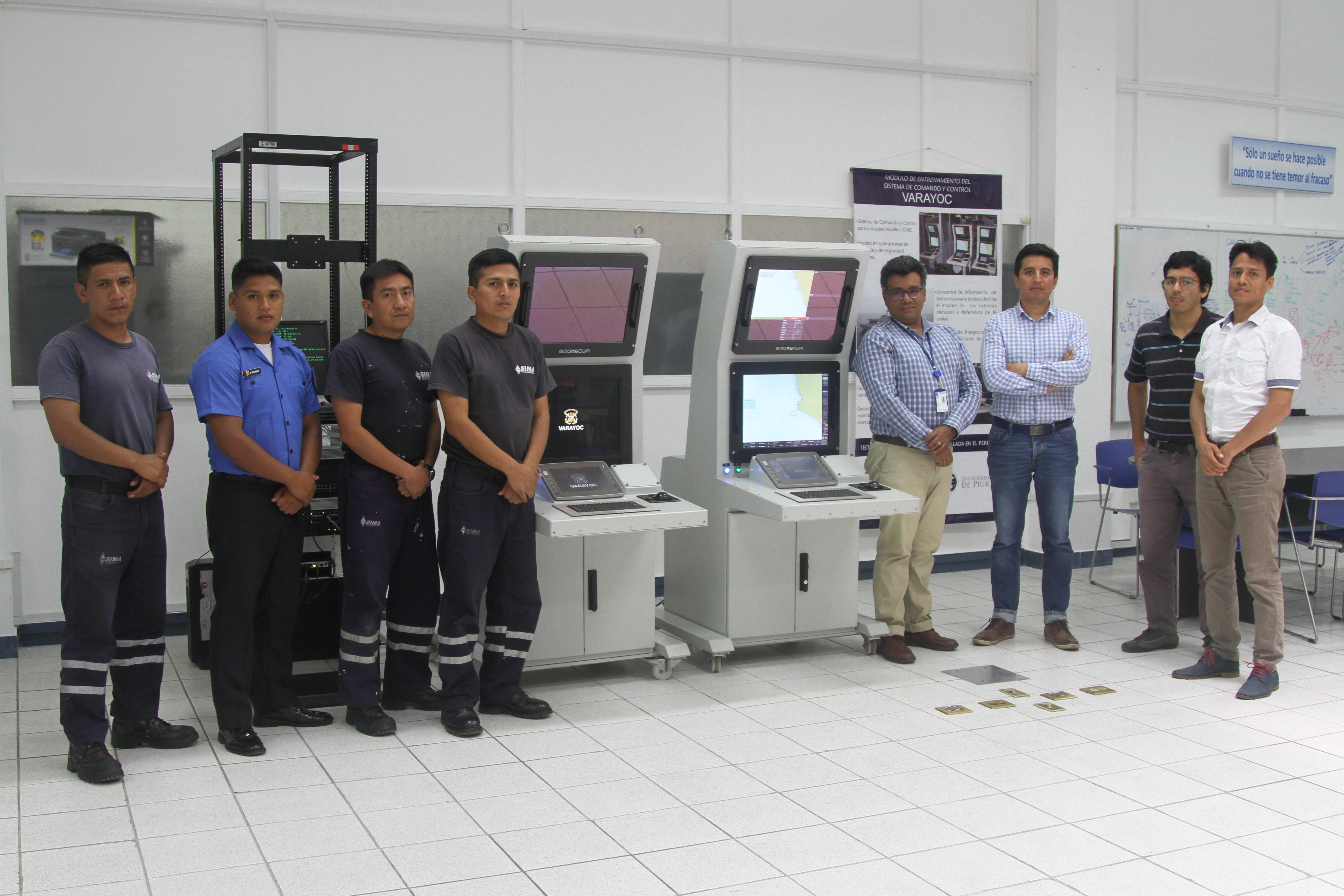 Peru, Innovator of Naval Technology