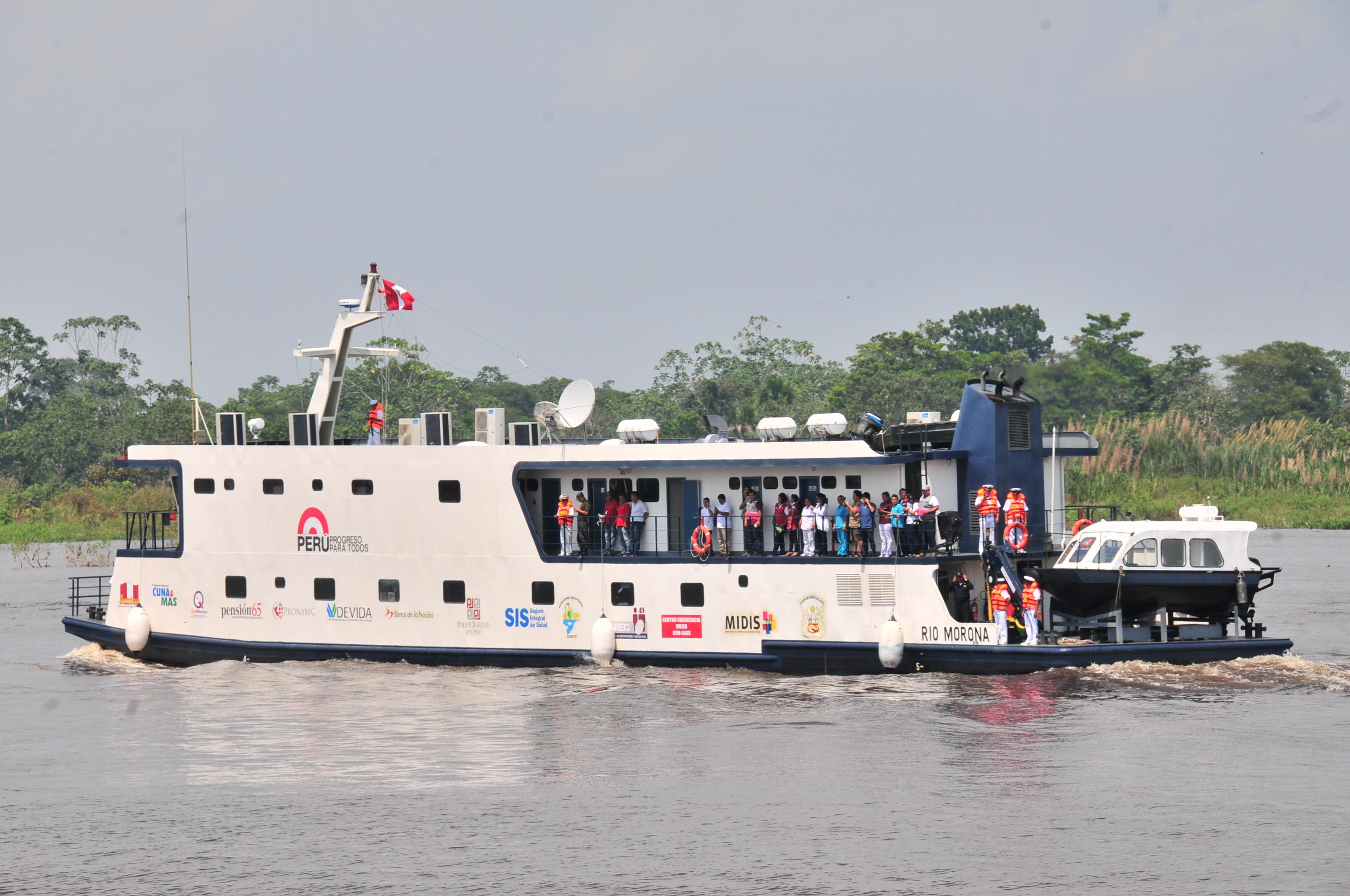 Peruvian Navy Starts Annual Social Action Program