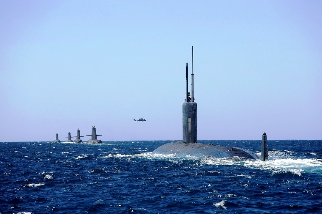 Peru Takes Part in 2019 Asia-Pacific Submarine Conference