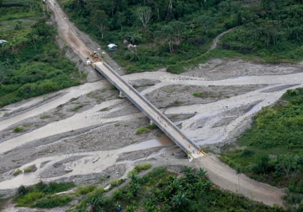 Peruvian Army Supports VRAEM Region