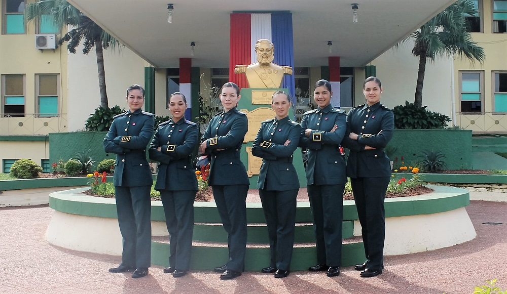 Female Cadets Make Way in Military Education