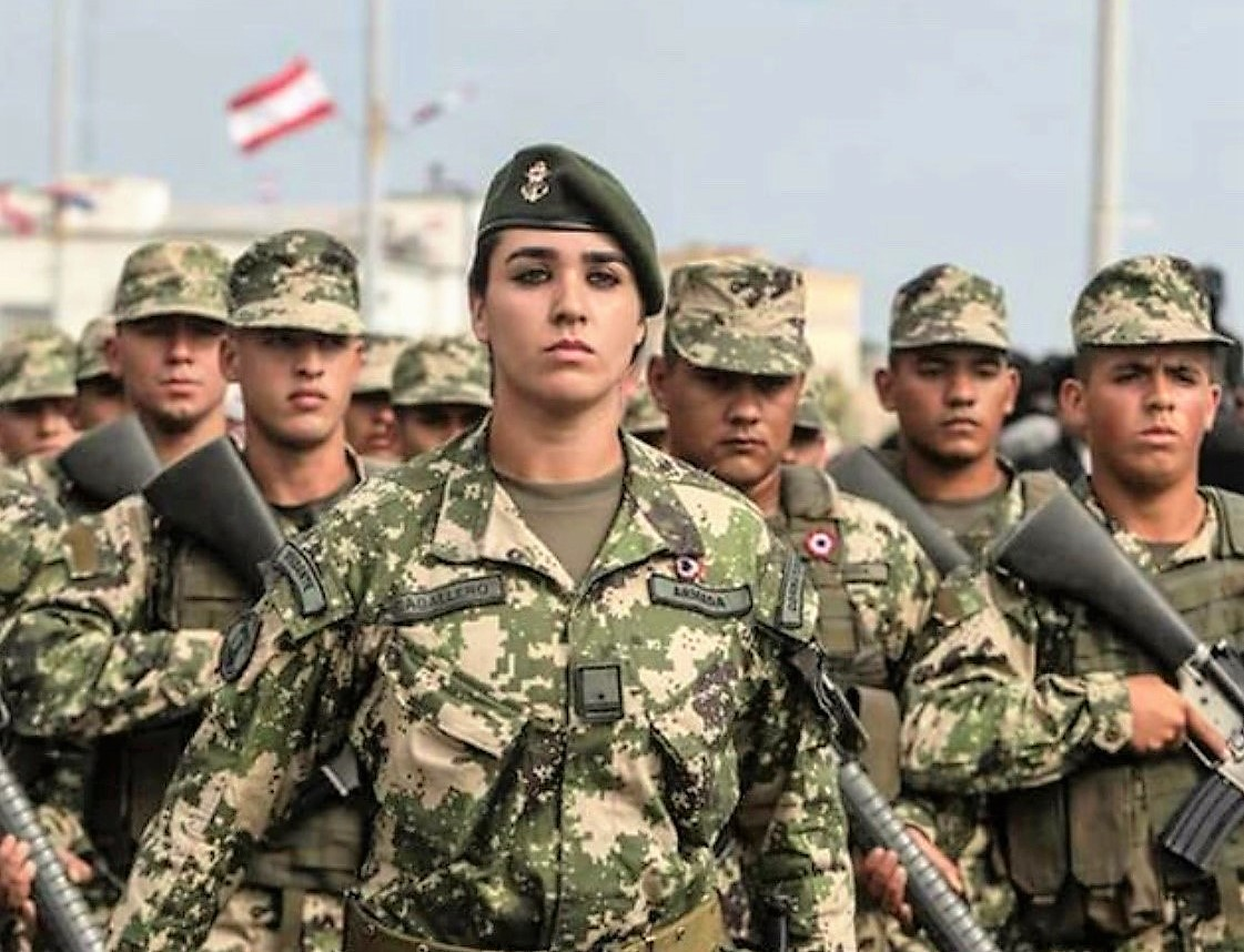Female Officer Breaks Stereotypes in Paraguayan Armed Forces