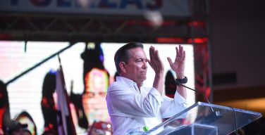 Panamanian President-elect Recognizes Guaidó